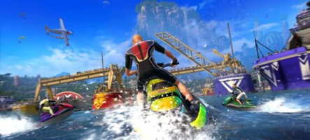 Kinect Sports Rivals débarque en exclu sur Xbox One