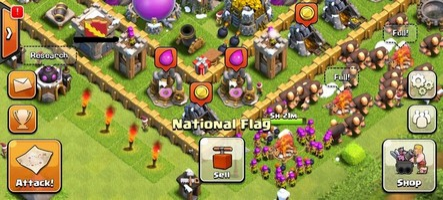 Clash of Clans, le Free-to-Play qui rapporte 650 000 dollars par jour