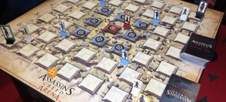 Assassin's Creed Arena : Le jeu de société