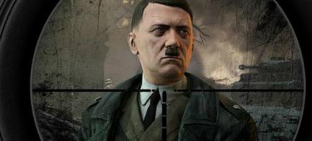 Sniper Elite 3 : Explosions de crânes façon rayon X