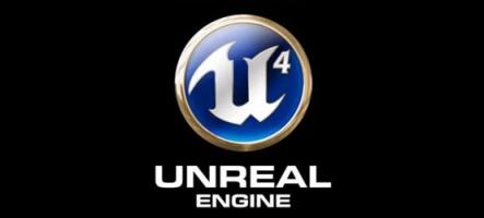 Unreal 4 : Découvrez l'avenir des jeux vidéo