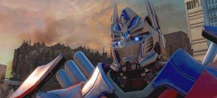 Transformers 4, aussi en jeu vidéo