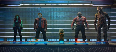 Les Gardiens de la Galaxie : la bande annonce est là