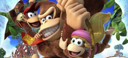 (Test) Donkey Kong Country : Tropical Freeze (Wii U)