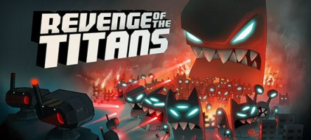Titan Attacks! et Revenge of the Titans cet été sur PS4, PS3 et PS Vita