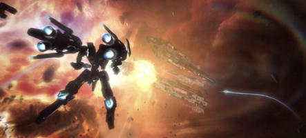 Strike Suit Zero: Director's Cut sur PS4 et Xbox One en mars