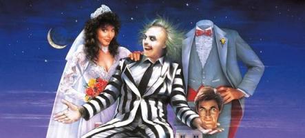 Beetlejuice 2, avec Tim Burton et Michael Keaton