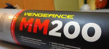 Le Corsair Vengeance MM200, un bon tapis de souris