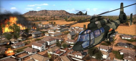 Wargame Red Dragon : La menace express de l'orient