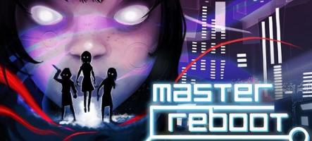 Master Reboot arrive enfin sur PS3