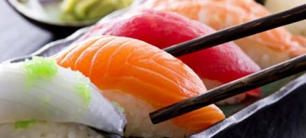 Savez-vous manger des sushis ?