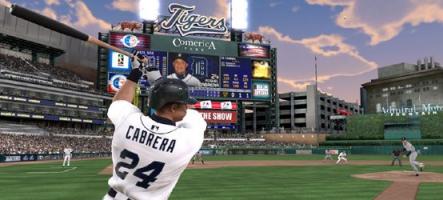 MLB 14 à la batte