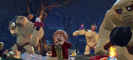 LEGO : The Hobbit dans un pack PS3