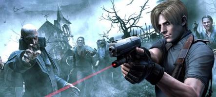 Resident Evil 4 HD : la comparaison PC contre PS2