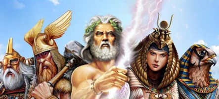 Age of Mythology: Extended Edition arrive