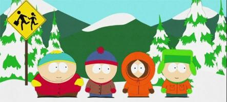 South Park le bâton de vérité : l'image de la censure