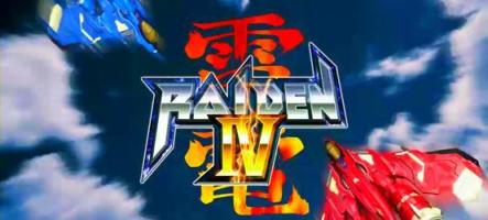 Raiden IV: Overkill sort sur PS3