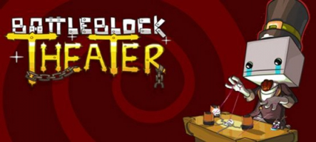 BattleBlock Theater, un jeu de plateformes multijoueur