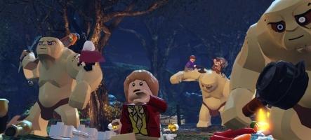 Lego Le Hobbit : Ce soir, c'est soirée Disco