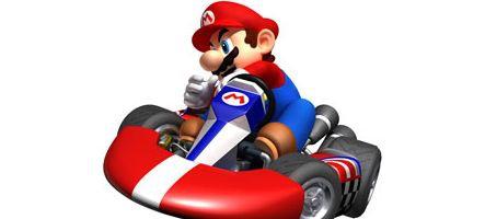 Un circuit Mario Kart en vrai !