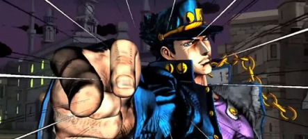 JoJo's Bizarre Adventure: All-Star Battle sort fin avril