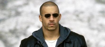 Vin Diesel s'implique personnellement dans le développement des jeux