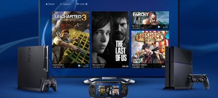 Playstation Now :  les prix dévoilés par mégarde ?