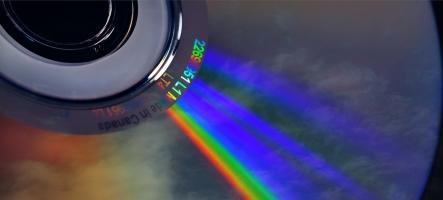 Archival Disc : Sony présente son nouveau disque d'1 To