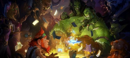 Lancement de Hearthstone: Heroes of Warcraft