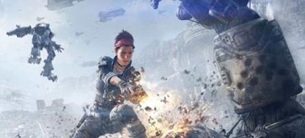 Titanfall : Construisez vos Titans et vos décors avec les jouets K'Nex