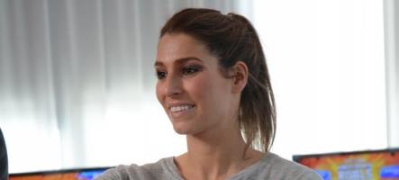 Nous avons joué à Kinect Sports Rivals avec Miss France