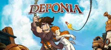 Deponia débarque sur PS3 cet été