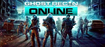 Ghost Recon Online débarque sur Steam dans une nouvelle formule