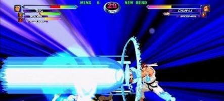 Une mise en boite pour Marvel VS Capcom 2