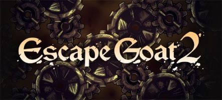 Escape Goat 2 sort sur PC