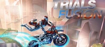 Trials Fusion : découvrez le gameplay