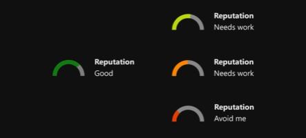 Soignez votre réputation sur Xbox One
