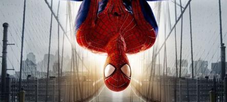 The Amazing Spider-Man 2 quitte sa toile pour votre écran