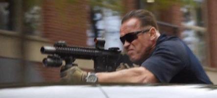 Schwarzenegger : les jeux vidéos sont plus violents que mon dernier film
