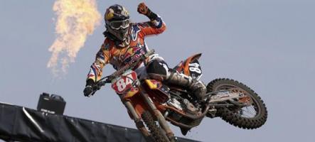 Sortie de MXGP, le jeu officiel des championnats du monde de Motocross