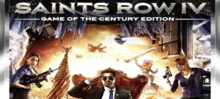 Saints Row IV : le jeu du siècle arrive