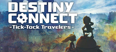 Destiny Connect : Tick Tock Travelers (Nintendo Switch)
