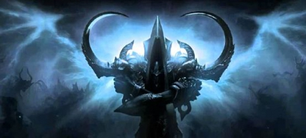 Diablo 3 Reaper of Souls : 2,7 millions de jeux vendus en une semaine