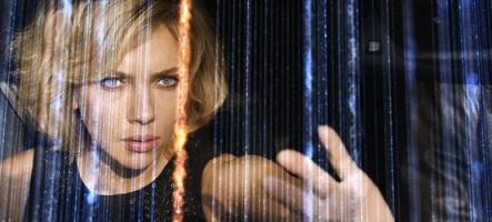 Lucy, le prochain film de Luc Besson, s'offre une bande annonce