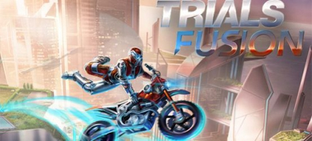 Poncherello déteste Trials Fusion