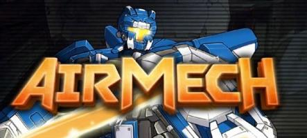 (Indé) Le jeu gratuit AirMech Arena arrive sur Xbox 360