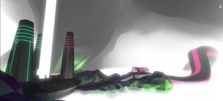 Fract OSC, un jeu d'exploration musicale