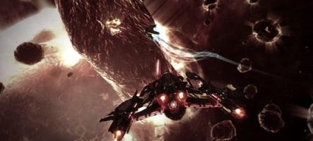 Space Noir : un jeu de combat spatial