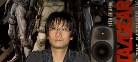 Kojima a trois idées pour Metal Gear Solid 5