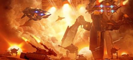 Etherium : La Guerre commence
